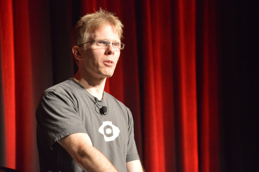 Oculus CTO John Carmack On The Stand: 'I Am Not A Mac User Unless Under Duress'