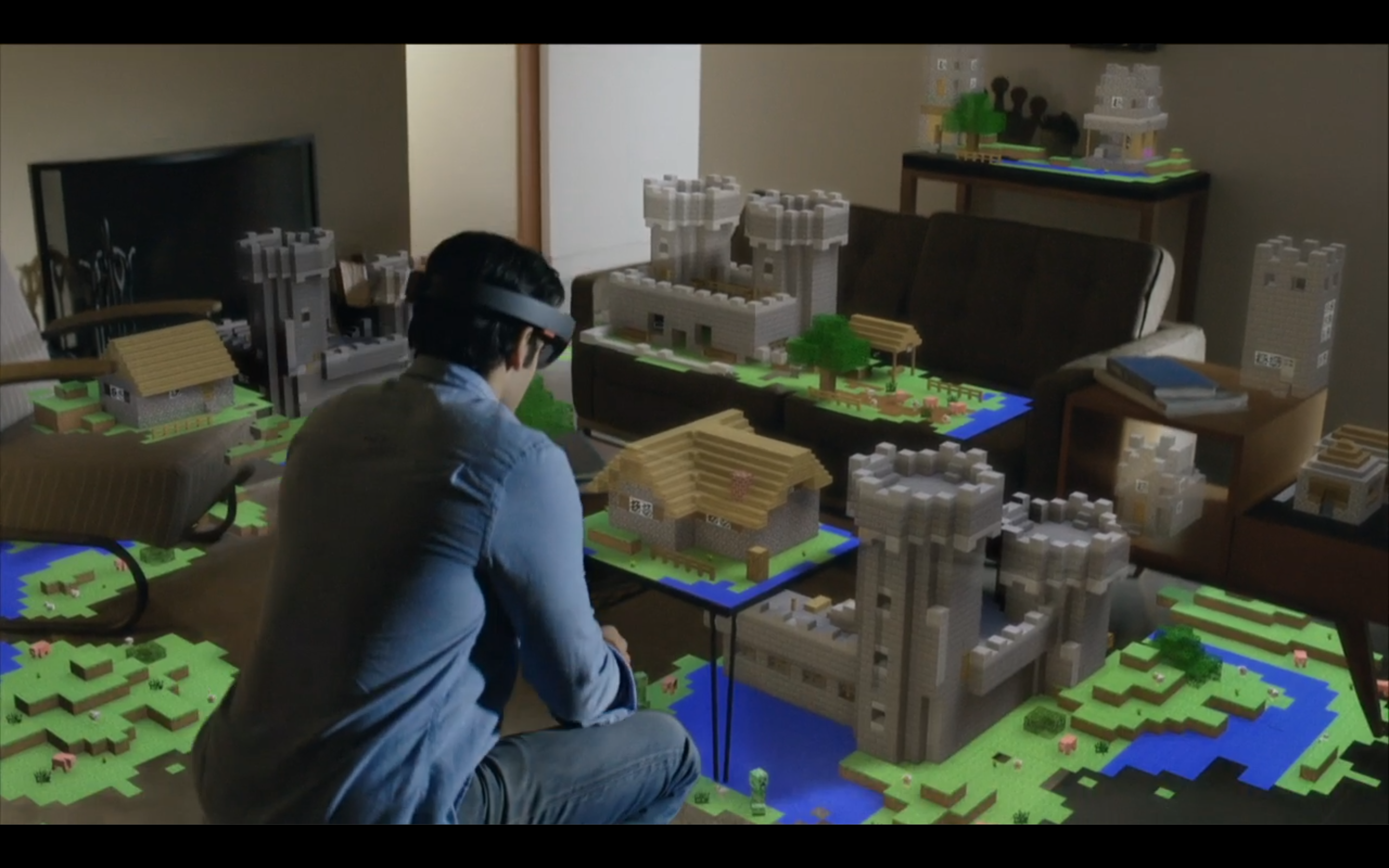Microsoft's HoloLens is one untethered HMD that could benefit from Vulkan's battery saving potential.