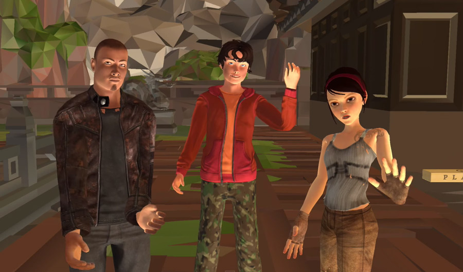 Social VR Platform 'High Fidelity' Launches In Steam Early Access