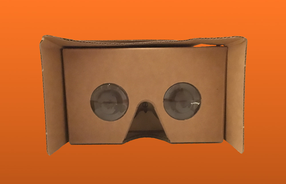 Report: Google Working On A Serious Gear VR Competitor