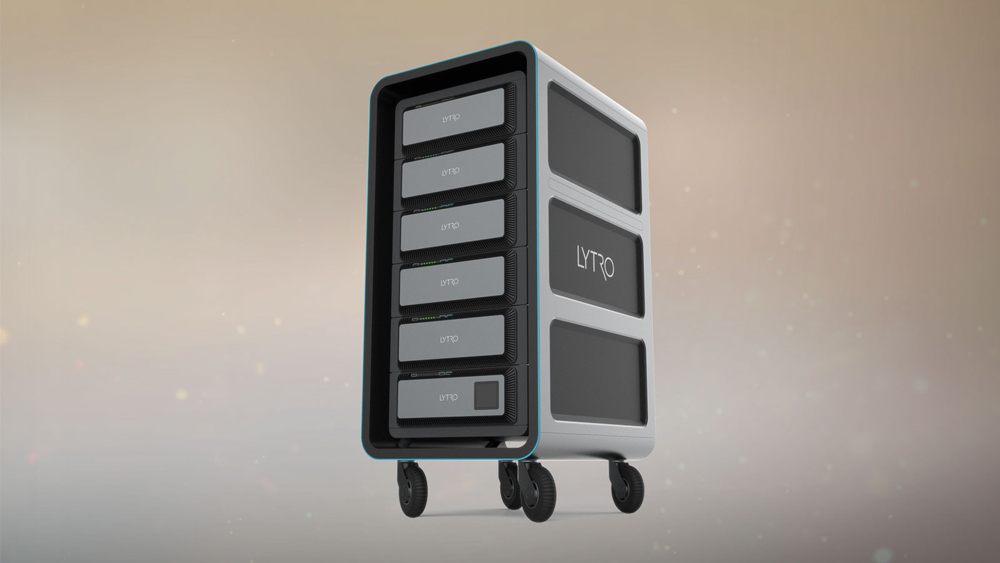 The dedicated server needed to run the Lytro Immerge