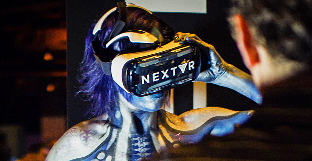 Chinese Group Buys $20 Million Stake in NextVR