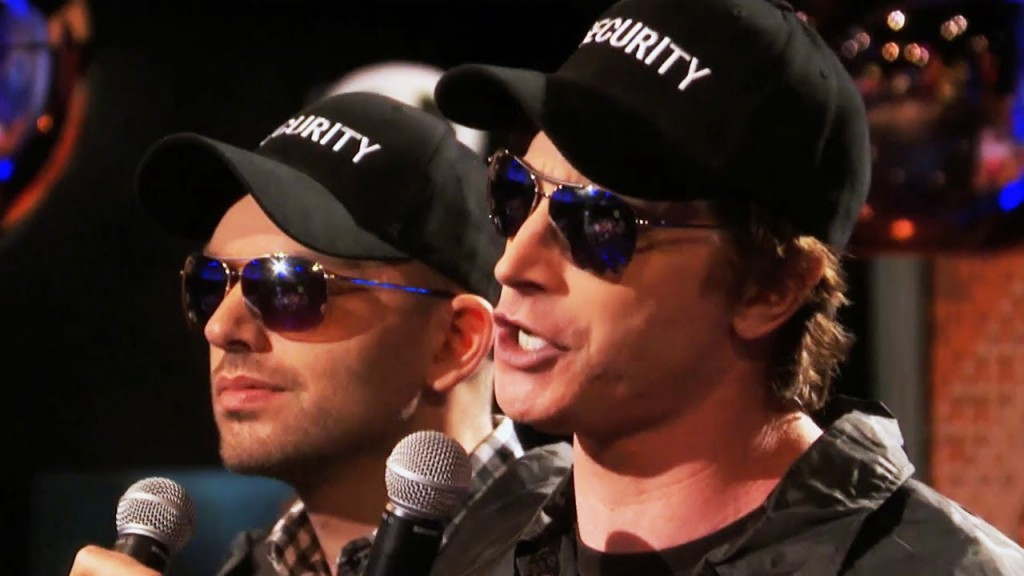 Paul Scheer (left) and Rob Huebel (right) [source]