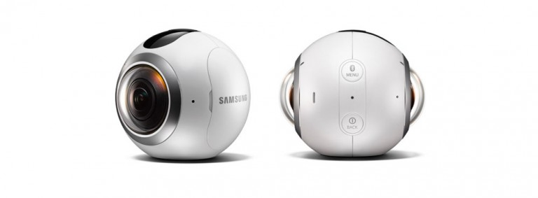 FCC Filing Offers Possible First Look At Samsung's New 360-Degree Camera