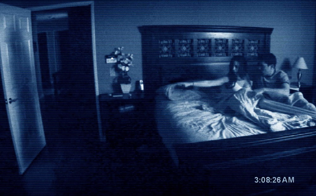 Paranormal Activity first movie