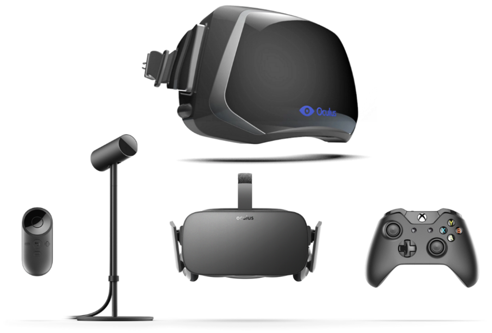 oculus rift before and after