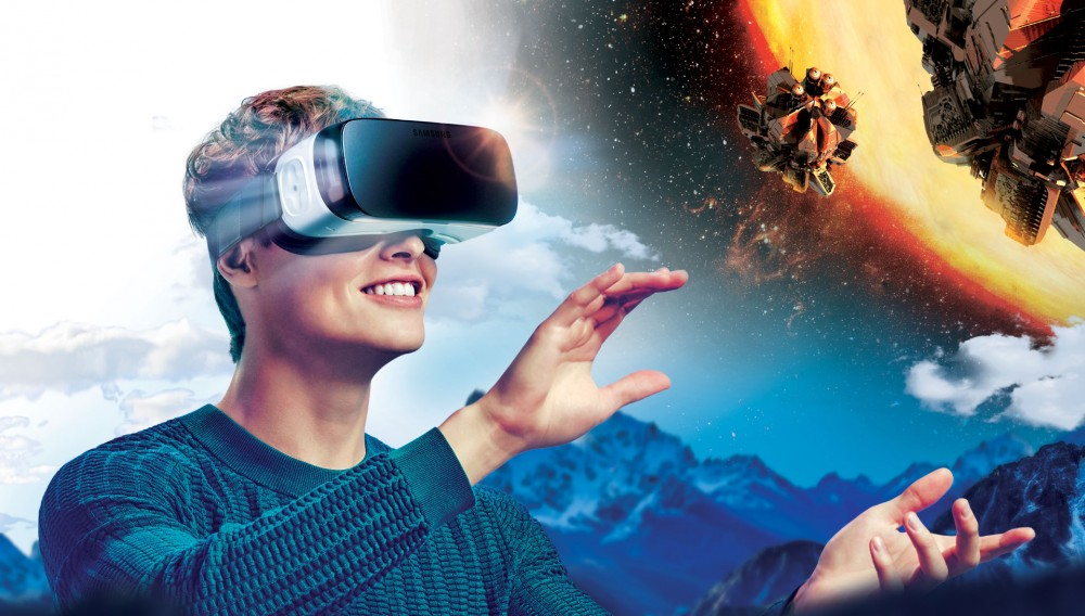 welcome to gear vr