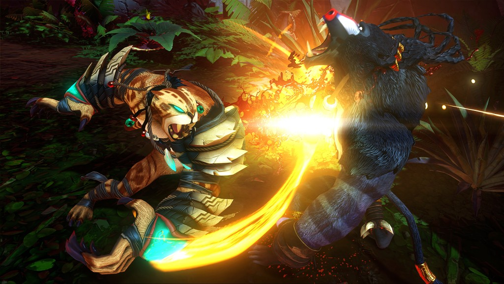 Feral Rights from Insomniac Games, for the Oculus Rift