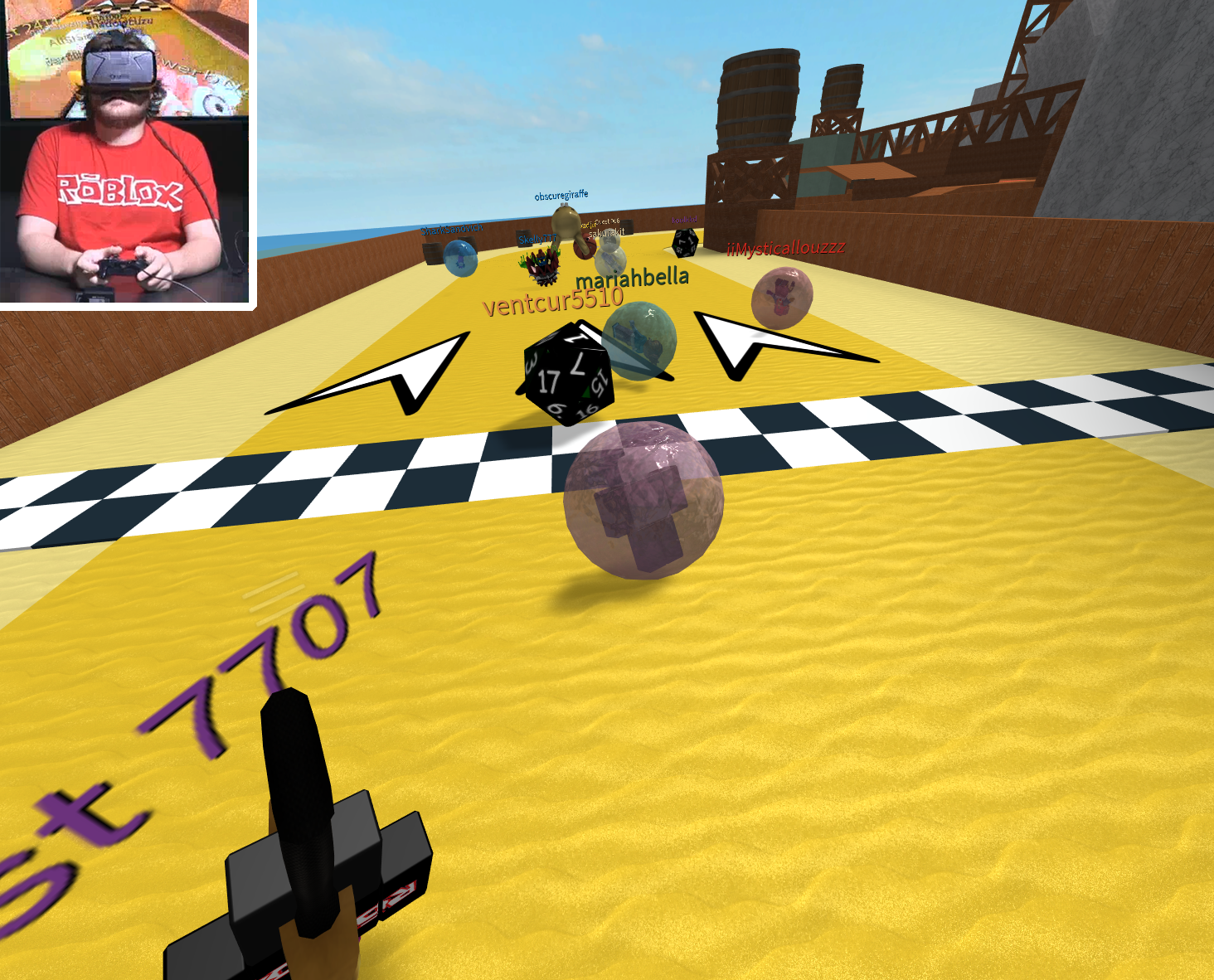 Can You Play Roblox On Vr In 2019 Roblox Officially Gets Vr Support Becomes The Largest Social Vr Platform