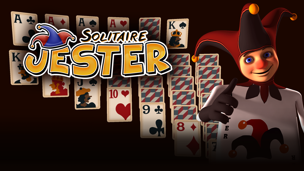 solitaire jester image