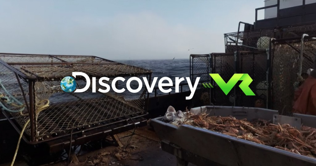 Discovery VR Sorting Crabs