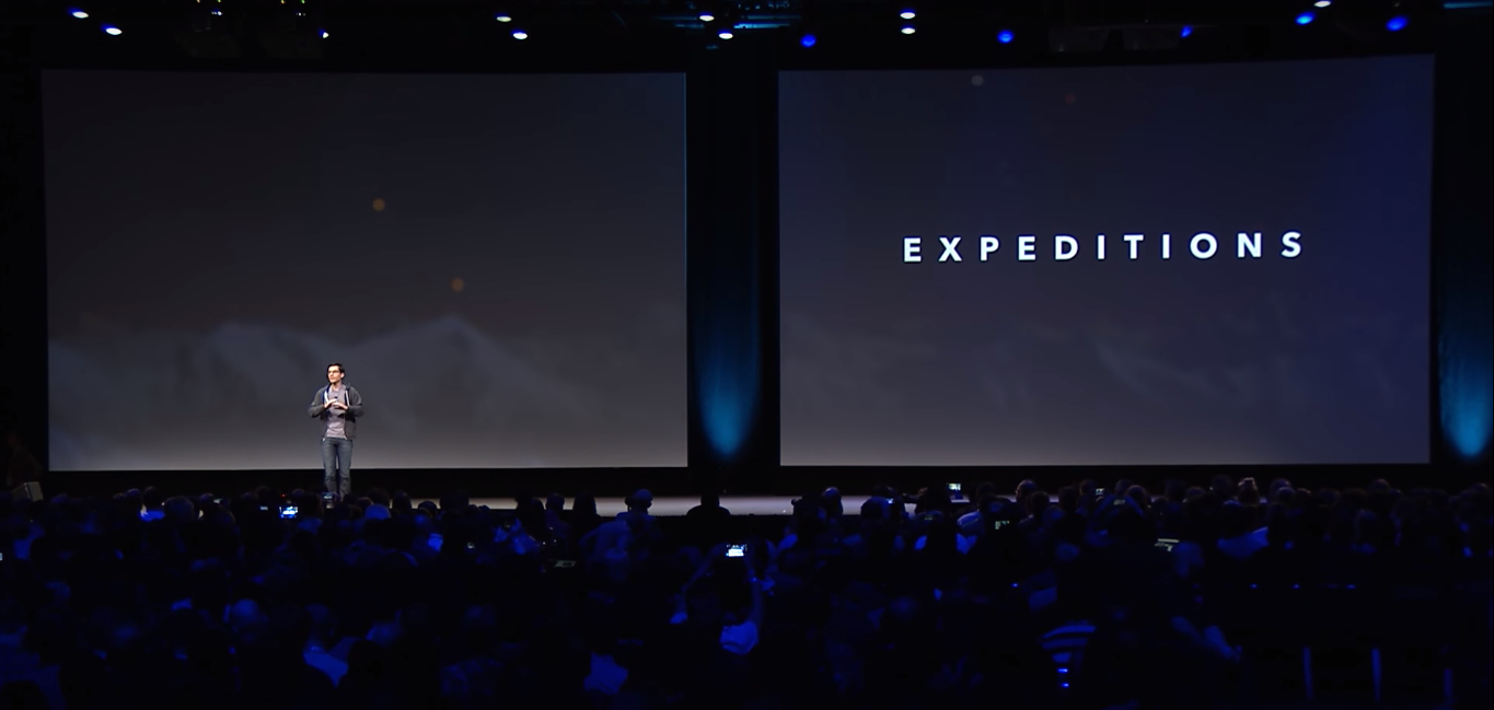 Google Moves Expeditions Out of Beta to Make VR Field Trips Available to All