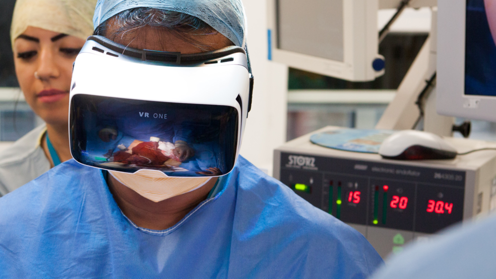 vr healthcare lessons