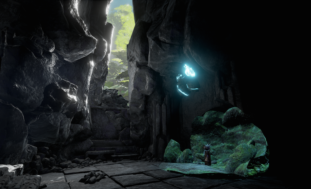 First Reveal - Obduction