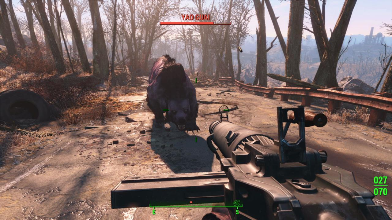 fallout 4 gameplay image
