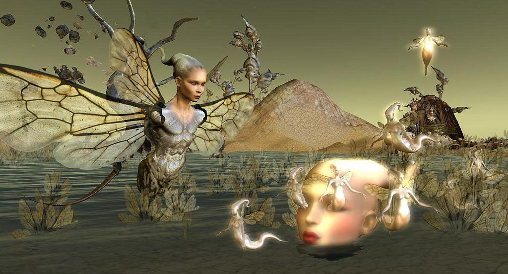 """""""spriit"""" by claudia222 jewell in Second Life"""