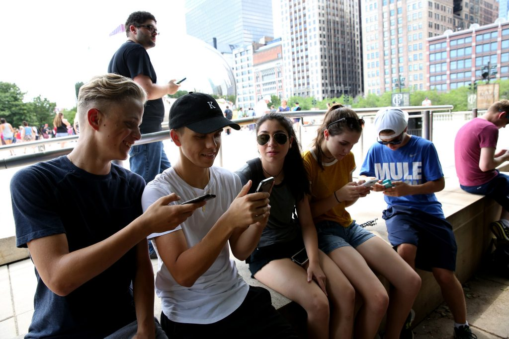 chicago tribune pokemon go