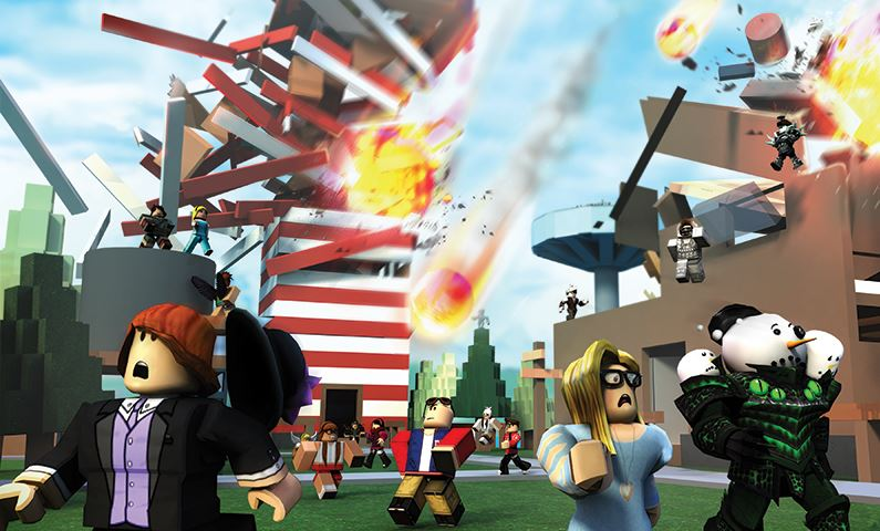 Can You Play Roblox On Vr In 2019 Roblox Lays The Building Blocks For Expanded User Created Content