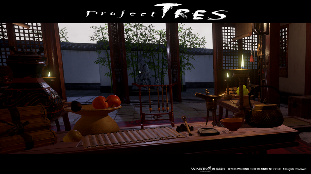 Project Tres1