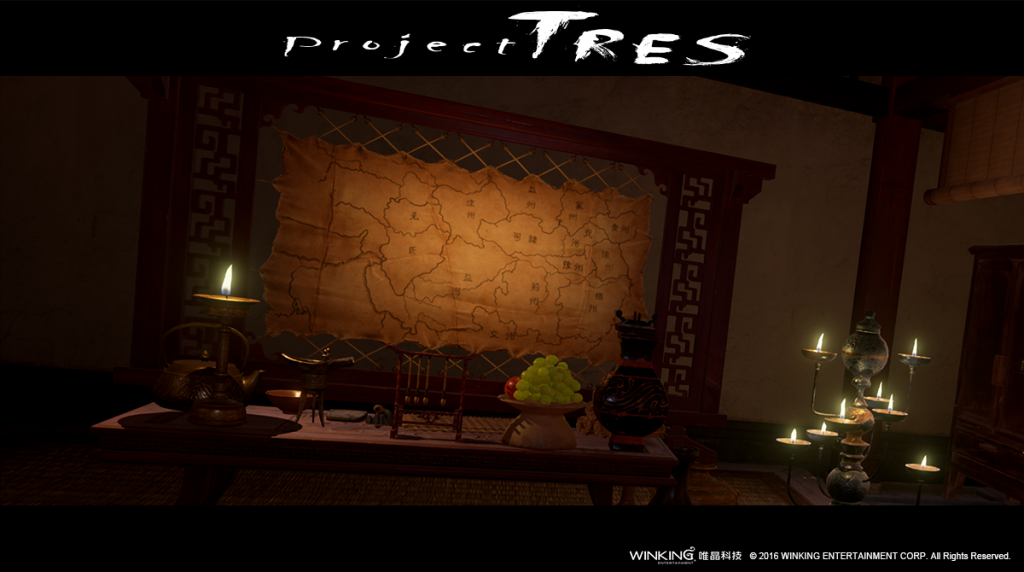 Project Tres3
