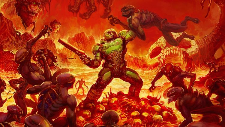 Watch This Behind-The-Scenes Look At DOOM VFR's Development