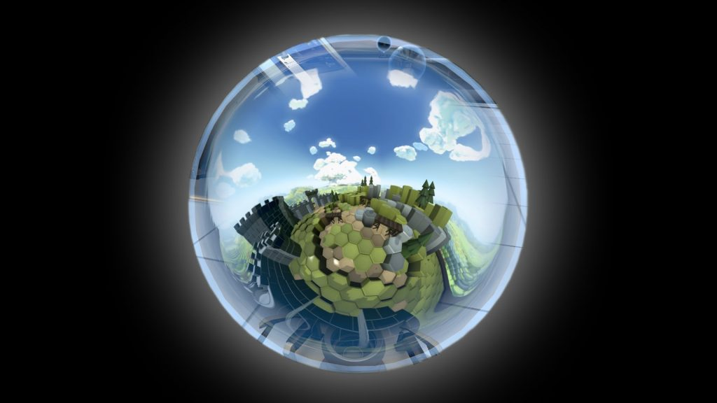 the lab spheres image