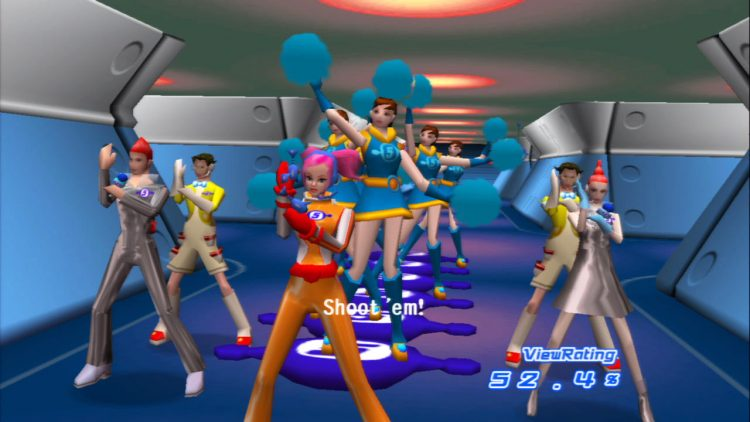 Sega's Space Channel 5 Seems To Be Coming To PSVR