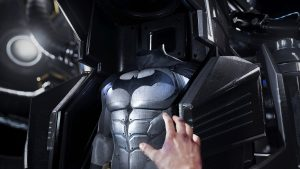 batman arkham vr bat suit