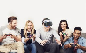 How Sony's PSVR Goes Beyond the Headset to Do Local Social VR Right