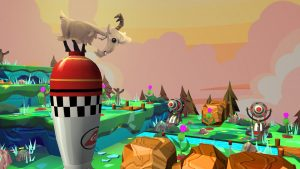 'Danger Goat' Review: Daydream Launch Title Plays It A Little Too Safe