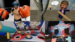 Whack-a-Vote and Trump Piñata: 5 VR Experiences To Get Through Election Day