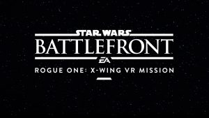 EA's 'Star Wars' PS VR Experience Made In 'Close Collaboration' With ILMxLAB