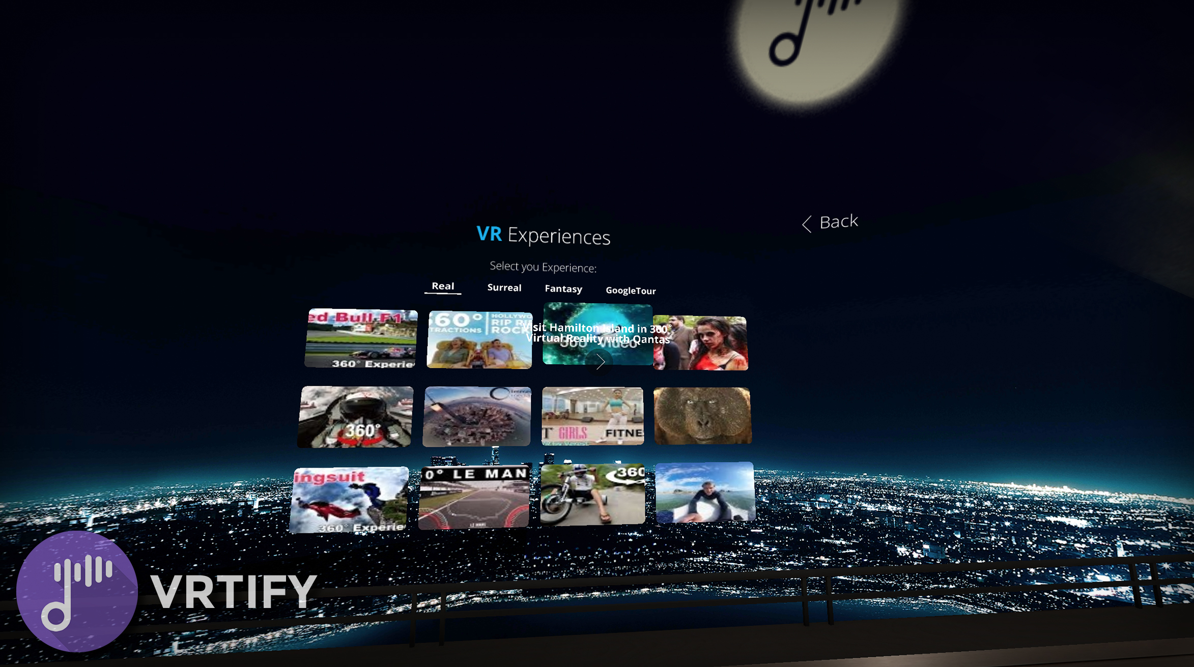 VRTIFY Wants To Bring You Closer To Live Music Performances In VR