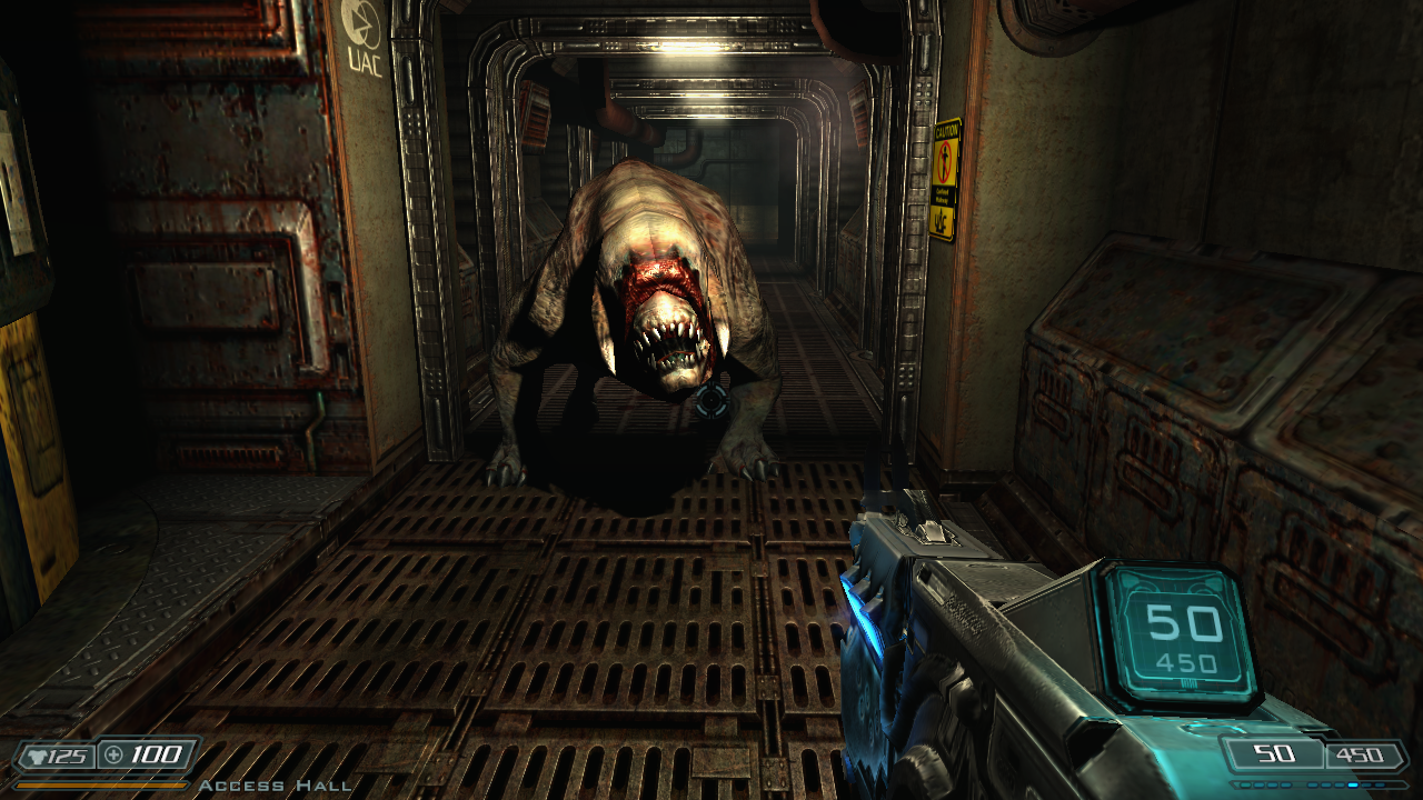Doom 3 VR Mod Coming To Oculus Quest