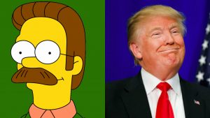 'Simpsons' Performer Lampoons Donald Trump In Photorealistic VR Parody