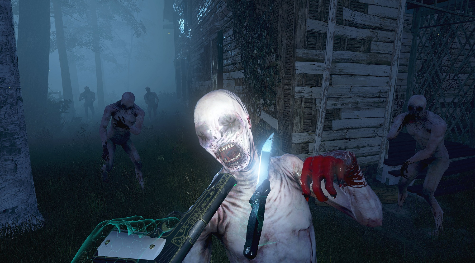 Hands on 39 killing floor incursion 39 is a co op survival for Killing floor zombies