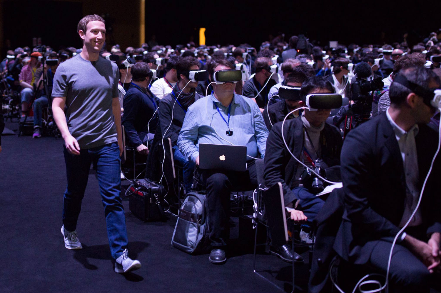 Mark Zuckerberg In ZeniMax Case: 'Oculus Products Are Based On Oculus Technology'