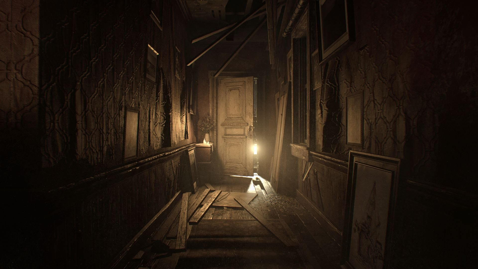 Play The Final Resident Evil 7 Demo Update On Ps Vr