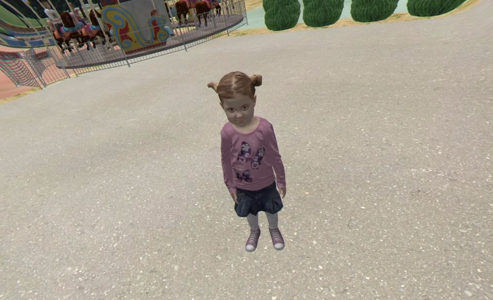 This is perhaps VR's scariest child yet, and this isn't even a horror game.