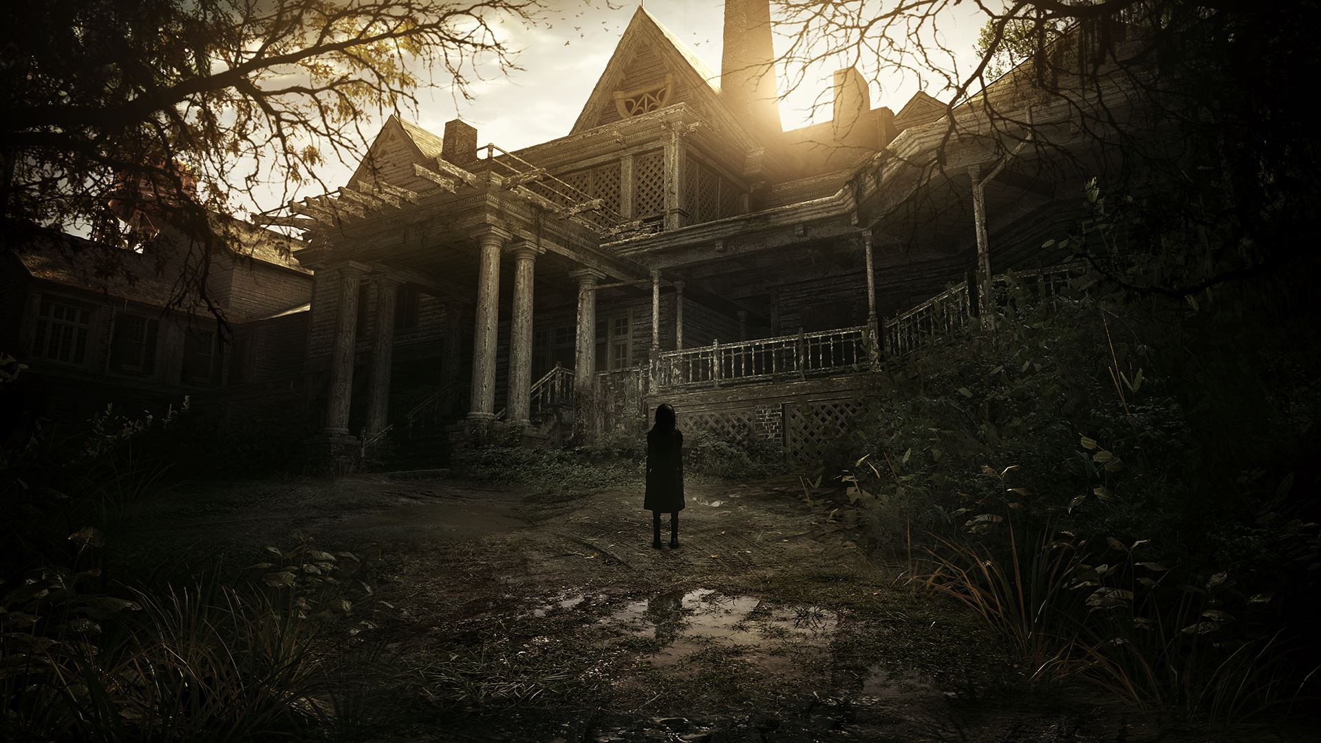 Resident Evil 7: How VR Elevates An Already Great Horror Game - UploadVR