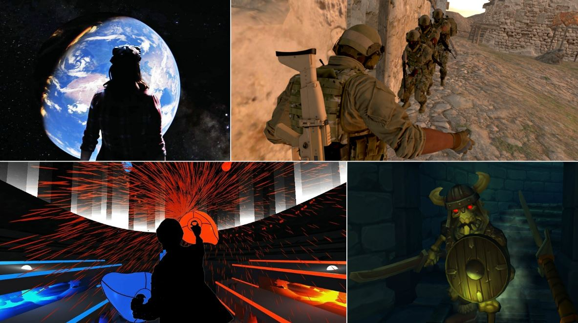 10 Steam Vr Vive Games We Confirmed Work With Oculus Rift And Touch