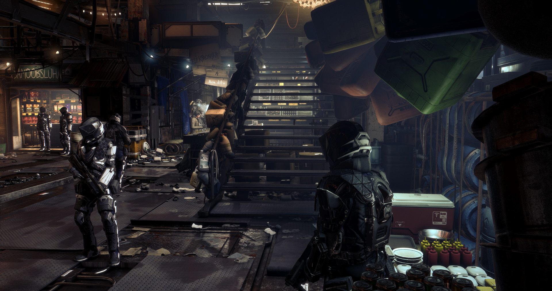 Deus Ex: Mankind Divided Gets a Visually Impressive Free VR Experience on Steam