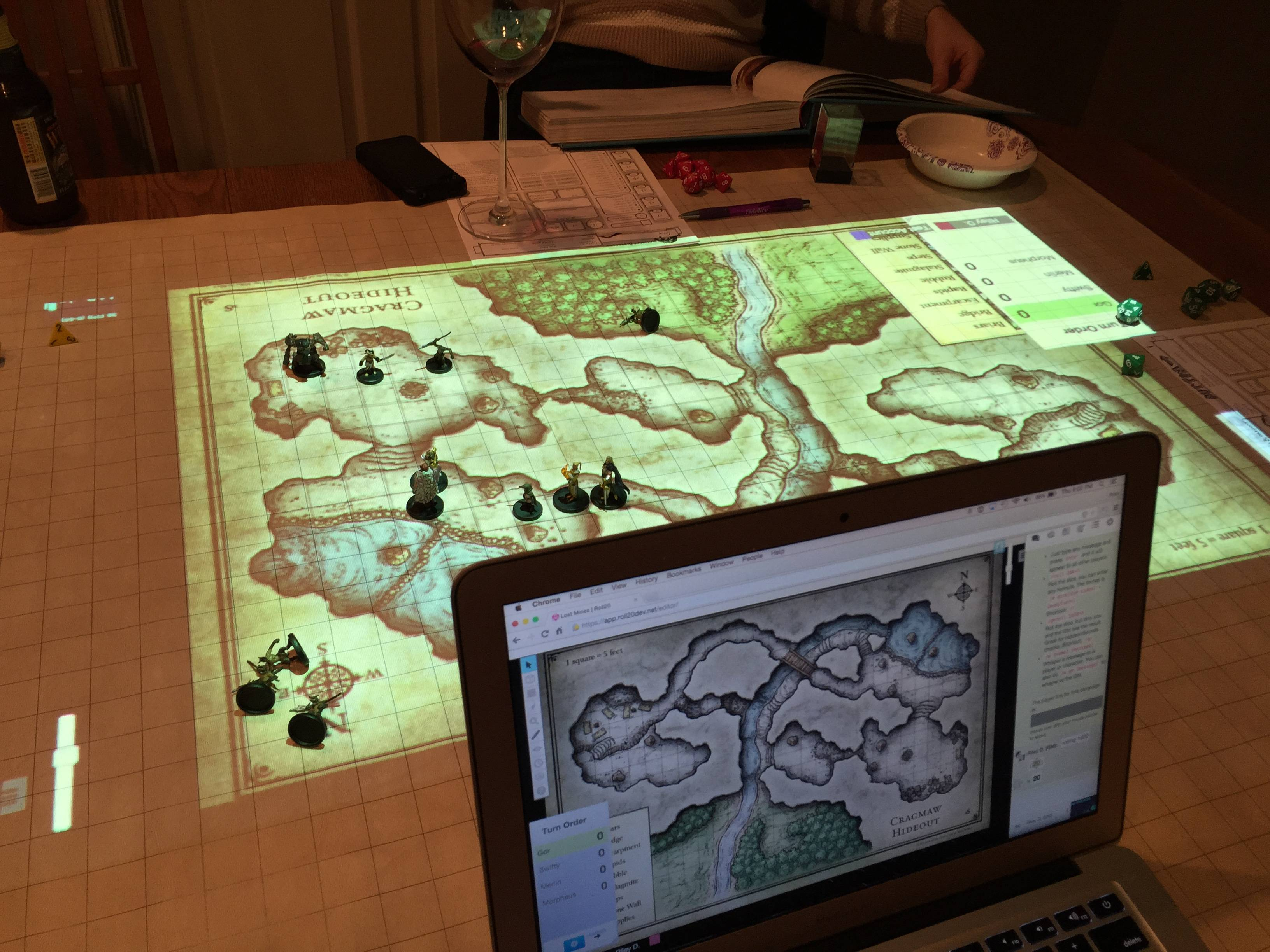 Dungeons & Dragons' in AR Teased by Wizards of the Coast Studio