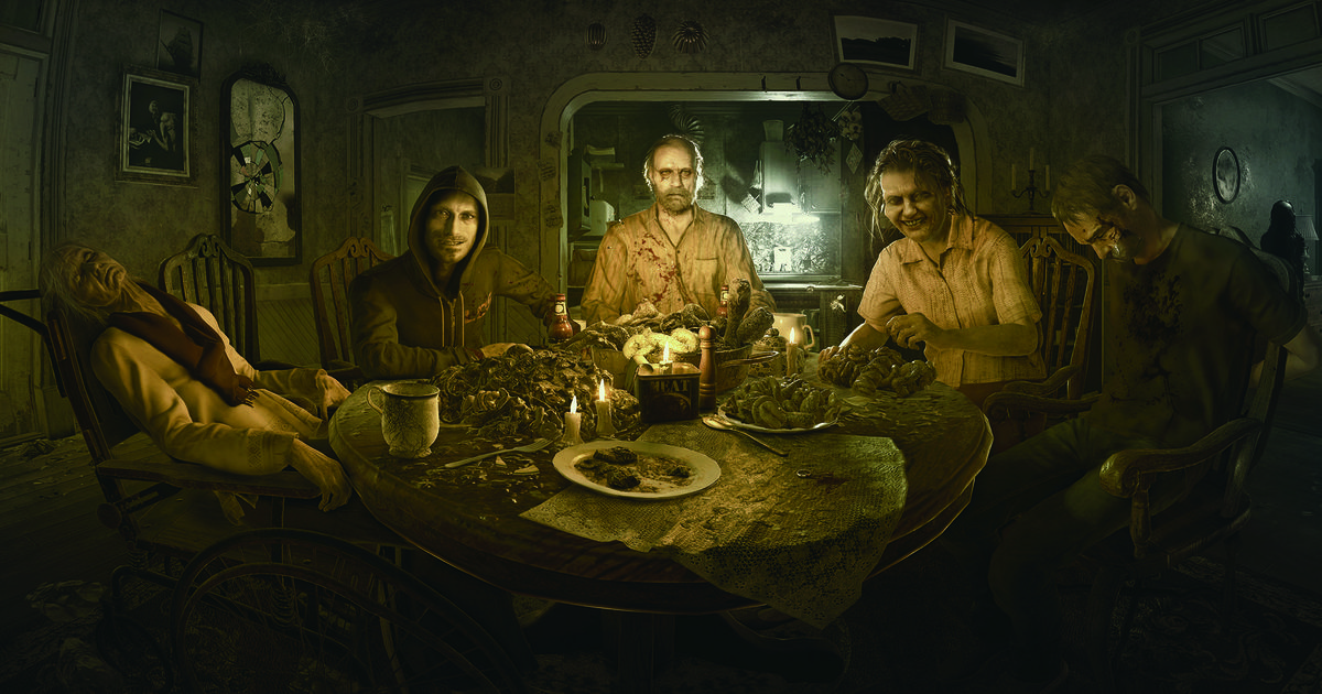 Hands On Resident Evil 7 S Banned Footage Vol 2 Is A Mixed Bag