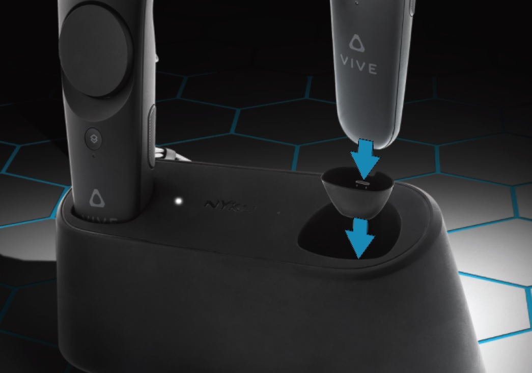 Nyko Unveils PS VR and HTC Vive Charging Dock Accessories at CES