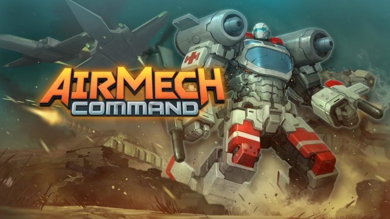 AirMech Command is Getting Touch And Vive Support 'Very Soon'