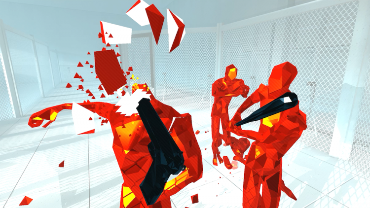 Superhot VR Has Sold Over 800,000 Units, Made More Revenue Than The Original