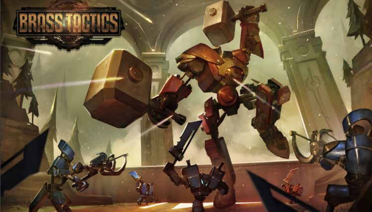 Brass Tactics Is Getting A Free Version, Pre-Orders Go Live