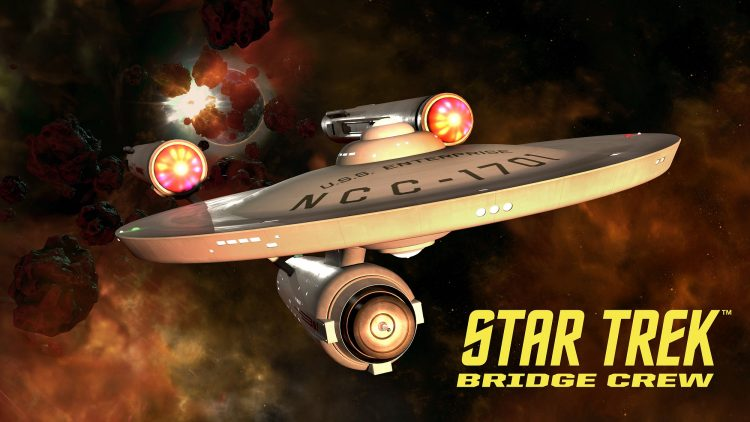 How Ubisoft Crafted Star Trek: Bridge Crew Into A Multiplayer VR Game