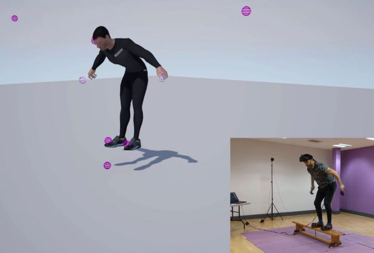 Developers Showcase Incredible Full Body Tracking With Vive